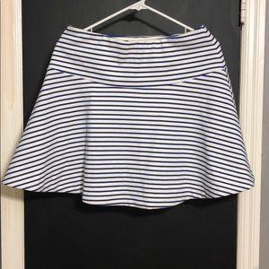 🐝SALE🐝 Draper James Striped Circle Skirt